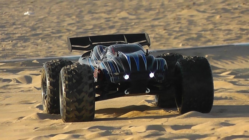 Upgraded JLB Cheetah 1 10 Scale Electric Brushless RC 4WD Truggy