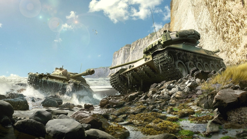 Flaming_Farts|АМХ 13 90-делаем грязь| World of Tanks.