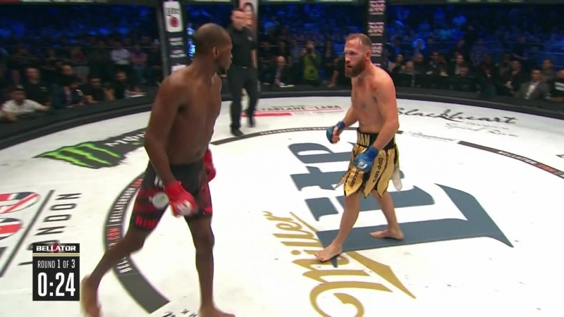 Bellator 200 Michael Page vs David Rickels