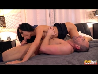 Anna Rose [Cheating, Sex, Masturbation, Pussy Licking, Facial, Cumshot Clean-Up, Pile Driving, Indoors, Hotel Room]