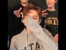 Mark's cute giggles sweater paws