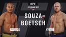 VFC 102 Middleweight 💥Gran-Pri💥 AlejandroKarpov Jacare Souza - AdrenalineCampMMA vs Serejkas145 Tim Boetsch
