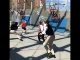 Битва двух школьников