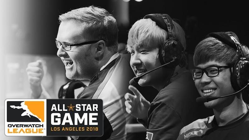 Dallas Fuel All-Stars Hype Video