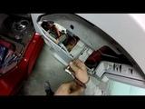 Dodge Caliber часть 3. Снятие обшивки задней двери. Body repair.