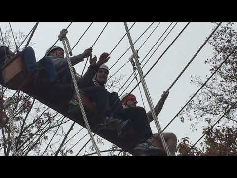 High Ropes Course - CSA Team Building