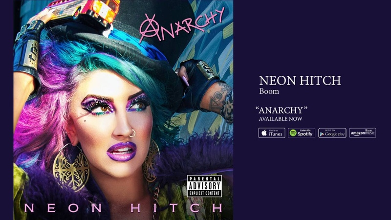 Neon Hitch - Boom (Audio)