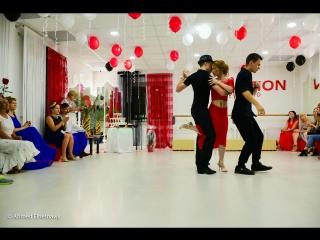 Танго втроём / танец о любви...