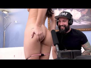 Alina lopez (auditions for a voice over gig and gets her pussy stuffed) [2019, blowjob, all sex, facial, hd 1080p]