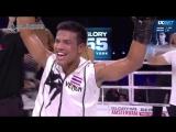 GLORY 55: Петпаномрунг Киатмокау vs. Кевин Ванностранд | Лучшие моменты