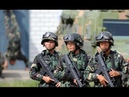 Chinese female special forces feature in anti-terrorism drill