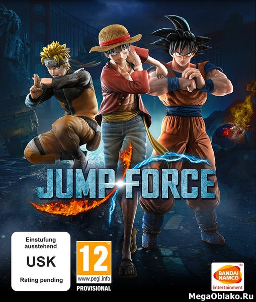 Jump Force - Ultimate Edition (2019/RUS/ENG/MULTi12/RePack by xatab)