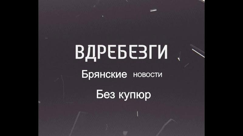Вдребезги: Брянские Новости Без Купюр
