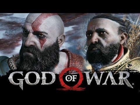 САМЫЙ БОЛЬШОЙ ВЕЛИКАН ТАМУР - GOD OF WAR 4 11