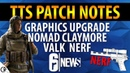 Improved Graphics Balancing Changes - TTS Patch Notes - 6News - Tom Clancy's Rainbow Six Siege