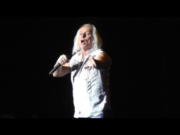 Uriah Heep - Live @ Moscow 2015 (FULL) HD - REUNION WITH KEN HENSLEY LEE KERSLAKE