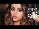 SELENA GOMEZ MAKEUP TUTORIAL | SMOKEY EYE NUDE LIPS