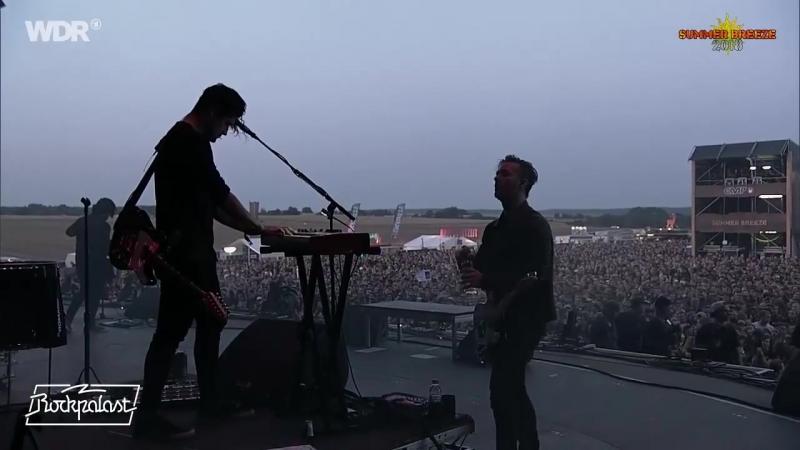 Papa Roach на Summer Breeze 2018, Германия