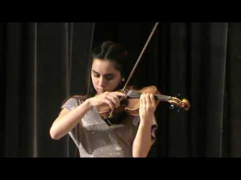П Чайковский Соло из балета Лебединое озеро Венявский Концерт № 2 2 3 части