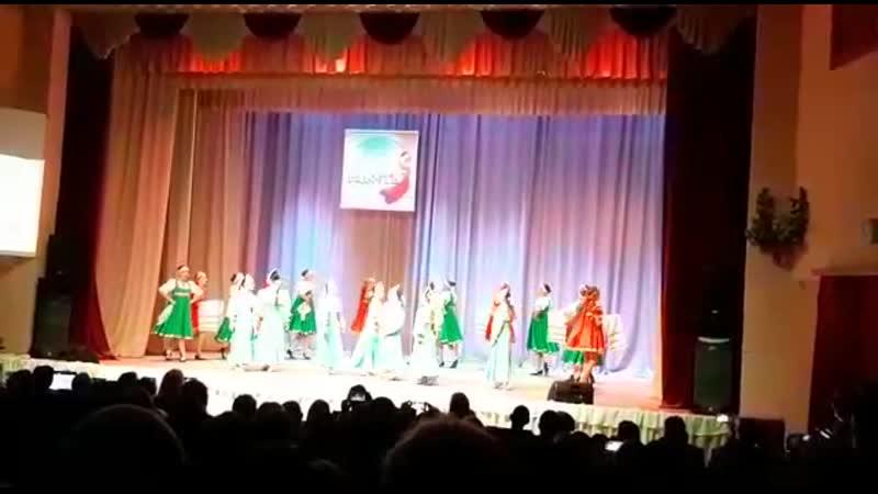 25 фестиваль конкурс им Чернуха. 1 место лучший сводный танец!