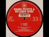 MAURO PICOTTO &amp RICCARDO FERRI - PANDORO ( ITALY, EP 2003.MIX )