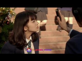 момент из дорамы Я не буду делать_ как говорит Куросаки-кун-Kurosaki-kun no Iinari ni Nante Naranai - фильм 1..