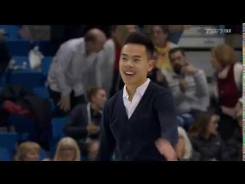 Nam Nguyen 2019 Canadian Tire National Skating Championships - SP