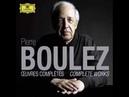Pierre Boulez Deuxième Sonate Pour Piano
