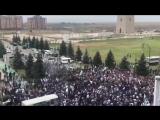 В Ингушетии на митинге против передачи земель Чечне открыли стрельбу