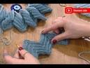 Ezgi Sertel'le Kadınlar Bilir'de Fadime Türkeli'nden zikzak yelek yapımını öğrenin