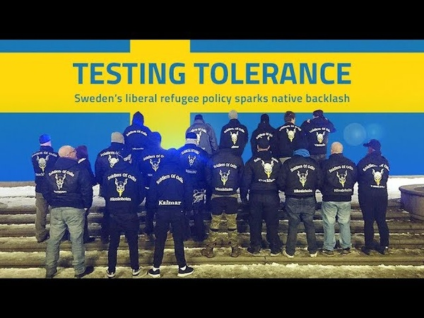 Testing Tolerance Swedes are saying 'enough', to immigrants, no-go zones, sharia law gang rapes