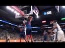 DeMar DeRozan Threw Down A Kobe Bryant-Like Reverse Dunk Against OKC Thunder