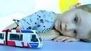 Трамвай - городской поезд! Видео для детей про игрушки для мальчиков
