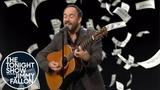 Dave Matthews Sings Cardi B, Lil Pump, Migos
