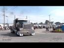 Большой парад хромированных грузовиков