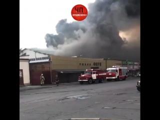 [OssVes] Пожар на рынке «Фарн»