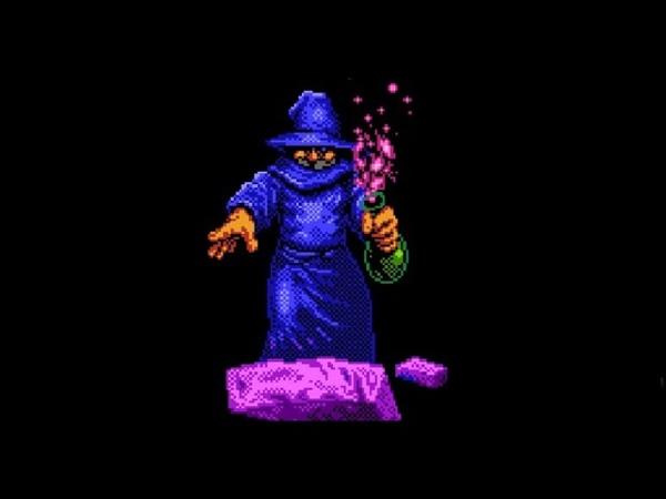 Solstice (NES) Music - Title Theme (PAL version)