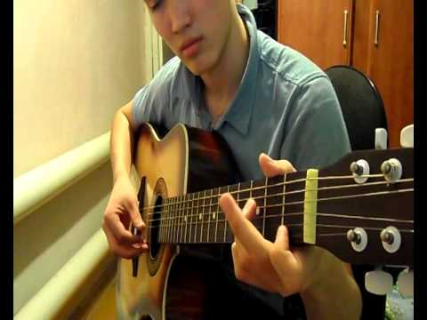 (Yiruma)-River Flows In You Acoustic Guitar