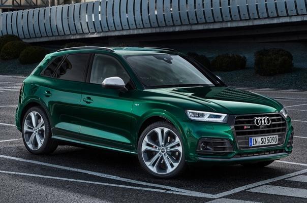 Обзор : Audi SQ5 TDI 2019 Двигатель: 3.0 V6 TDI с электрическим компрессором, 48-вольтная система типа mild hybridМощность: 347 л.с. Крутящий момент: 700 Нм при при 25003100 об/мин Трансмиссия: