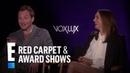 Jude Law Natalie Portman Pick Their Pop Star Names | E! Red Carpet Award Shows