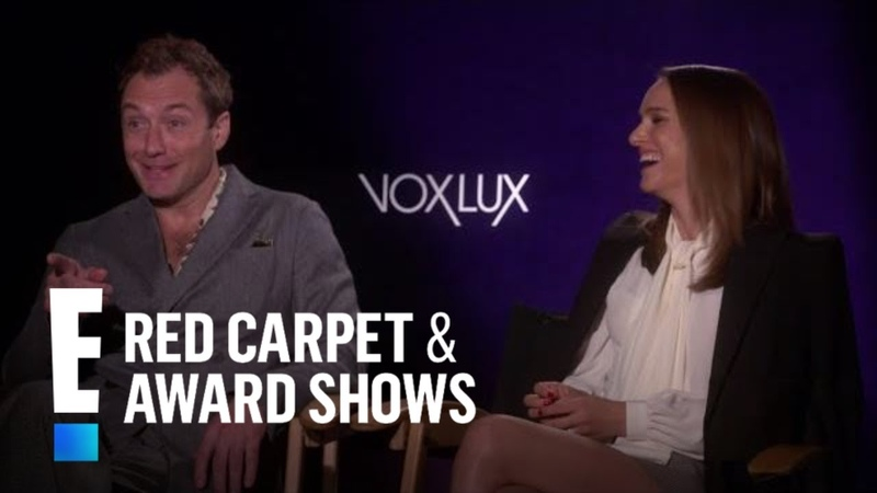 Jude Law Natalie Portman Pick Their Pop Star Names | E! Red Carpet Award Shows