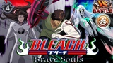 15 BRAVE BATTLES (ChadUlquiorraAizen) Boost Team 4th Seat League Bleach Brave Souls #378