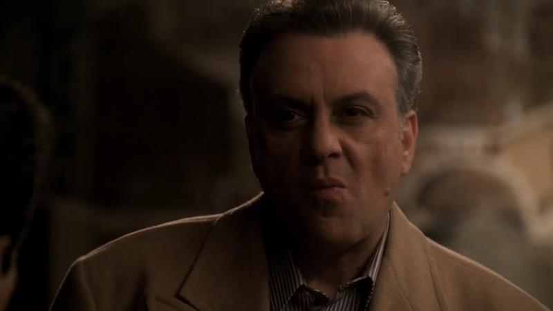 The Sopranos (Клан Сопрано) | Нельзя просто так смеяться при Джонни Сэке