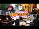 BroniKoni's Ergy Haruka Kanata One Man Band Cover Naruto Opening 2