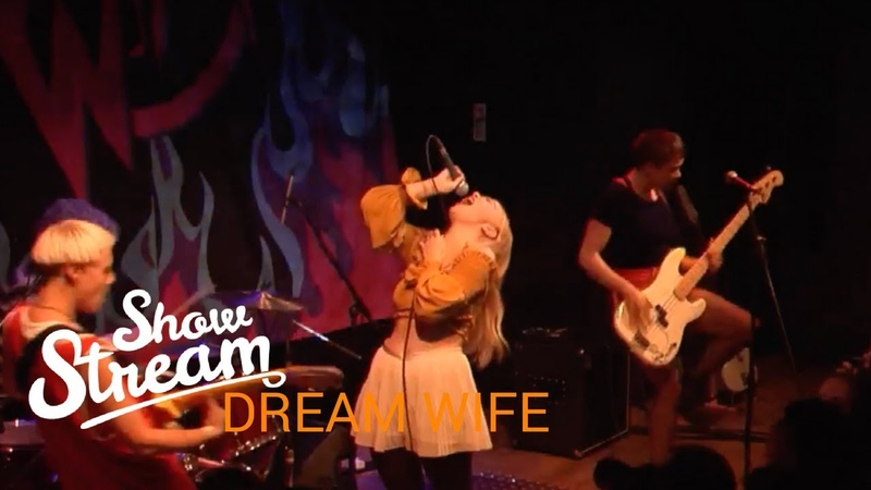 Dream Wife Hey Heartbreaker and Lolita Live in Manchester 2017