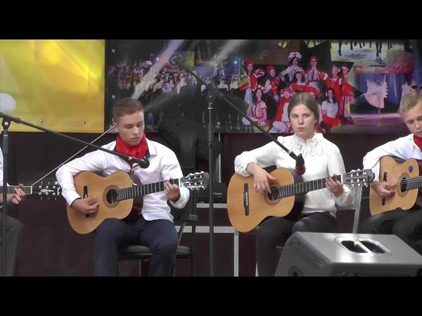 Міжнародний фестиваль-конкурс Зіркові Хвилі Світязя 2018 Libertango