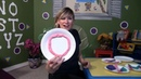 OurCircleTime Full Circle Time Big Red Mystery Bag, Friendship Song, Play Dough