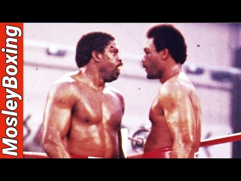 GEORGE FOREMAN VS RON LYLE - Full Fight Highlights - UNSTOPPABLE FORCE Meets an IMMOVABLE OBJECT