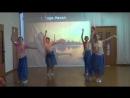 индийский танец на Фестиваль национальных культур