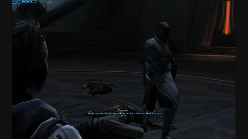 One of the best kotfe cutscenes probably